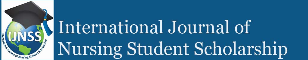 International Journal of Nursing Student Scholarship