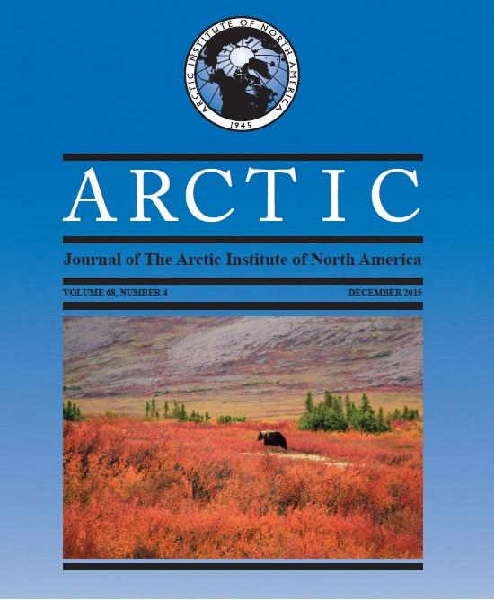 ARCTIC December 2015 68(4)