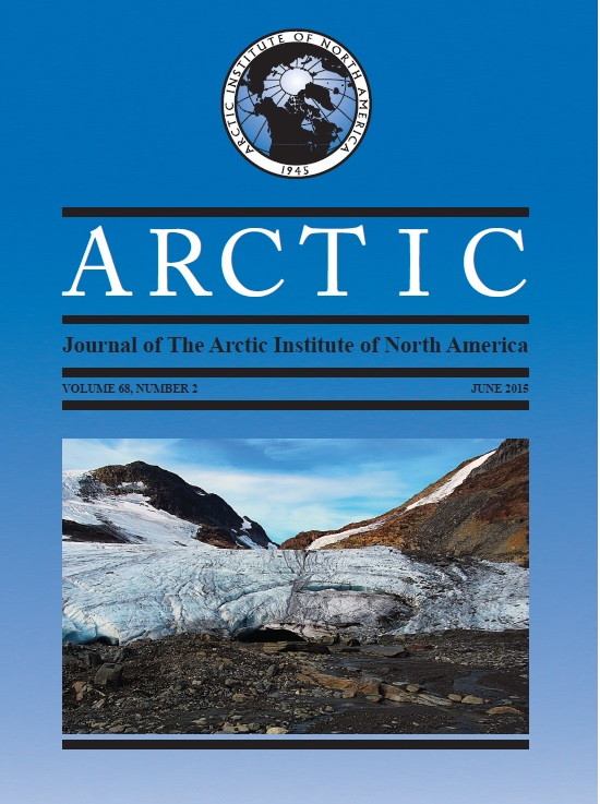 Arctic June 2015 68(2)